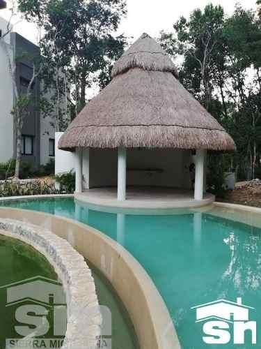 departamento en venta rivera maya tipo a qr-18