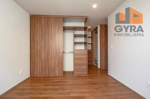 departamento en venta, roof privado, portales,benito juarez.
