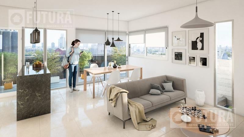 departamento en venta salta 3503, rosario - 1 dormitorio segundo piso