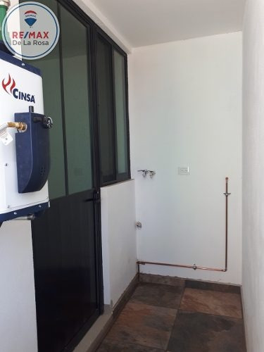 departamento en venta sin equipamiento tercer piso