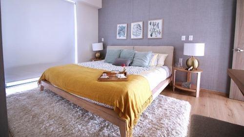 departamento en venta,  summit park, el marques, queretaro - rdv200127a-jm