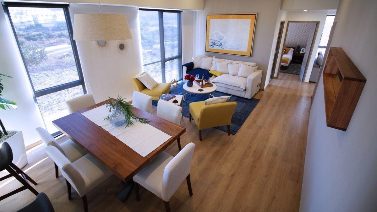 departamento en venta summit park, el marques, queretaro.  rdv200127e-jm