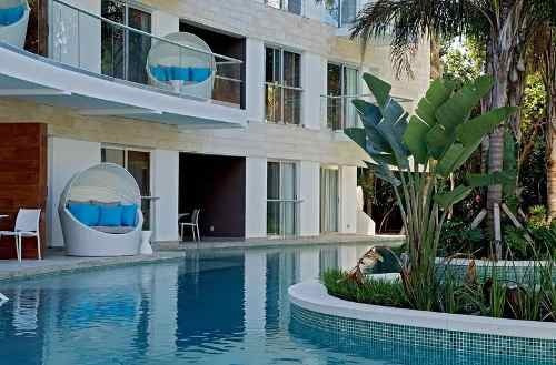 departamento en venta the fives beach playa del carmen