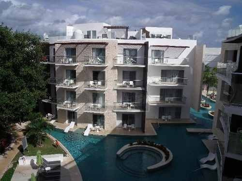 departamento en venta , the fives , playa del carmen