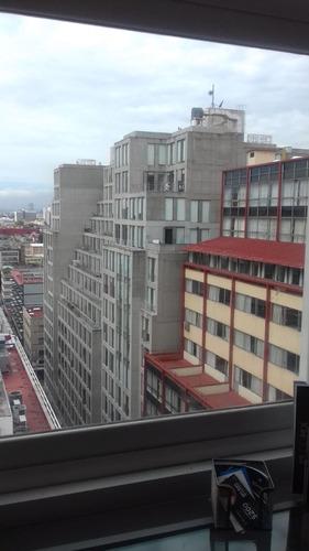 departamento  en venta tipo loft frente alameda centro