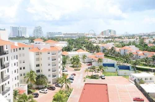 departamento en venta torre laguna, zona hotelera, cancún.