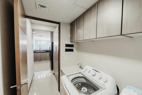 departamento en venta totalmente amueblado y equipado torre lumina $8,500,000