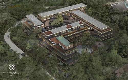 departamento en venta tulum - aldea zama