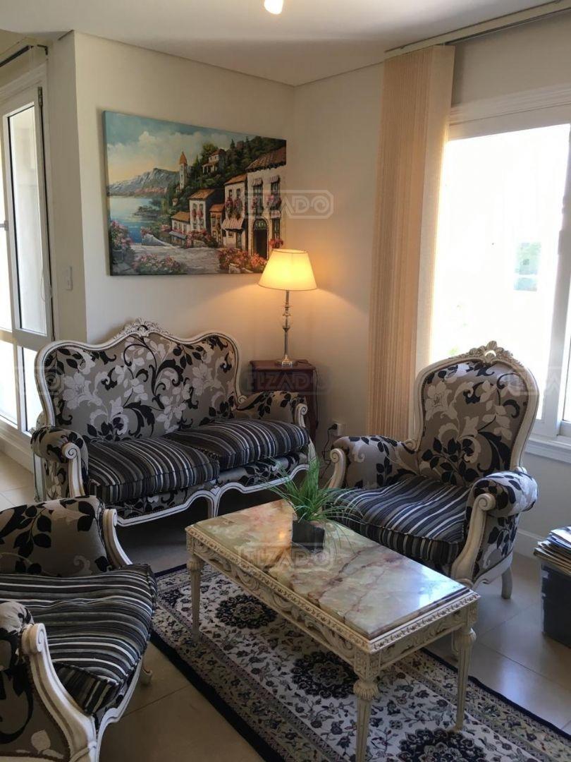 departamento  en venta ubicado en chateau del palmar, nordelta