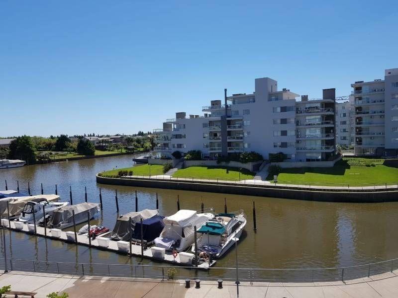 departamento  en venta ubicado en marinas del canal, nordelta