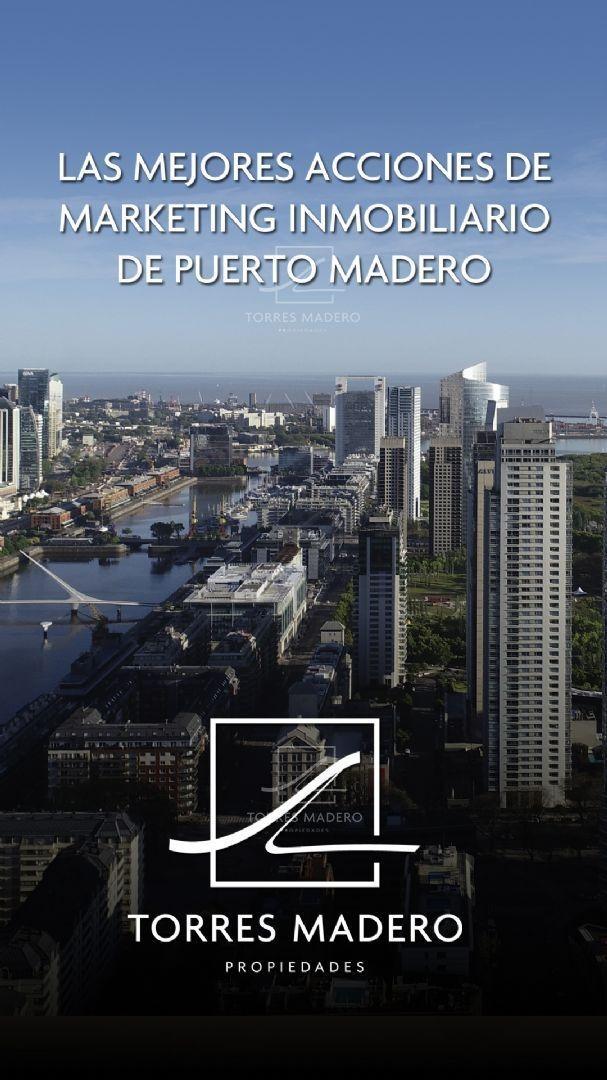 departamento  en venta ubicado en puerto madero, capital federal