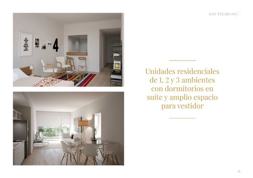 departamento  en venta ubicado en san telmo, capital federal