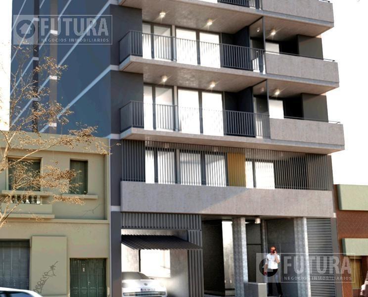 departamento en venta un  dormitorio  contrafrente rodriguez 1036 lourdes u24 04-02