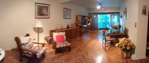 departamento en venta villa luro basualdo al 100 c/fac