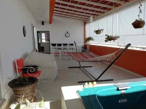 departamento en venta villas del descanso jiutepec, morelos.