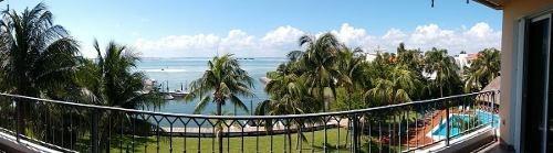 departamento en venta y renta amueblado en cancun  isla dorada