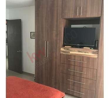 departamento en villa planta baja con amenidades fraccionamiento residencial