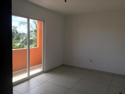 departamento  en villas del descanso / jiutepec - cam-1570-de