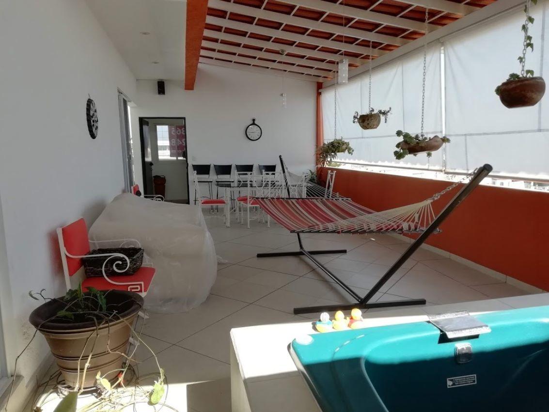 departamento  en villas del descanso / jiutepec - crb-733-de