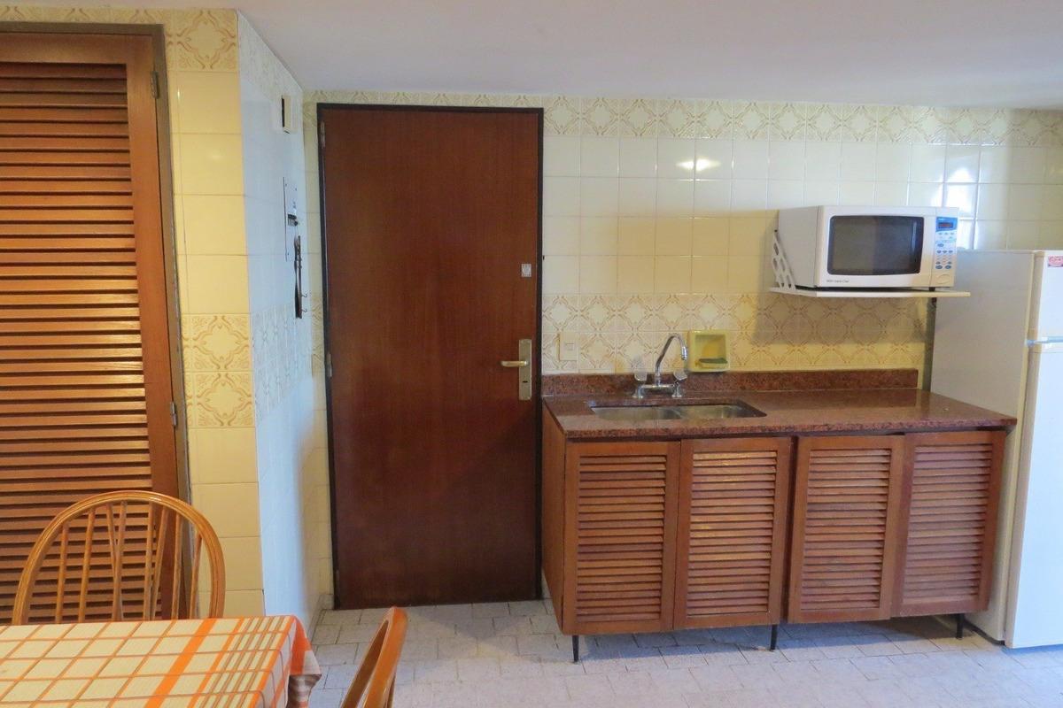 departamento en zona centro torre libertador-piso 19-3 ambientes-espectacular vista mar y bosque-cochera y baulera-financian