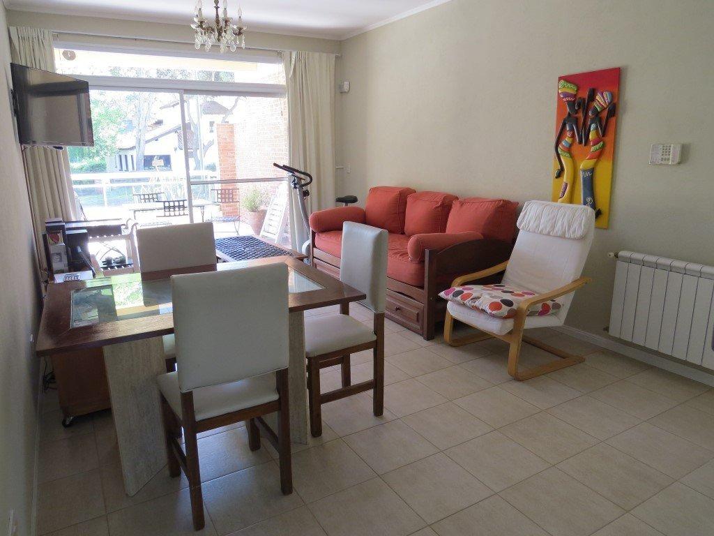 departamento en zona duplex departamento en venta en pinamar-excelente edificio con piscina, gym, cochera y bauleras-4 ambientes + 2 baños