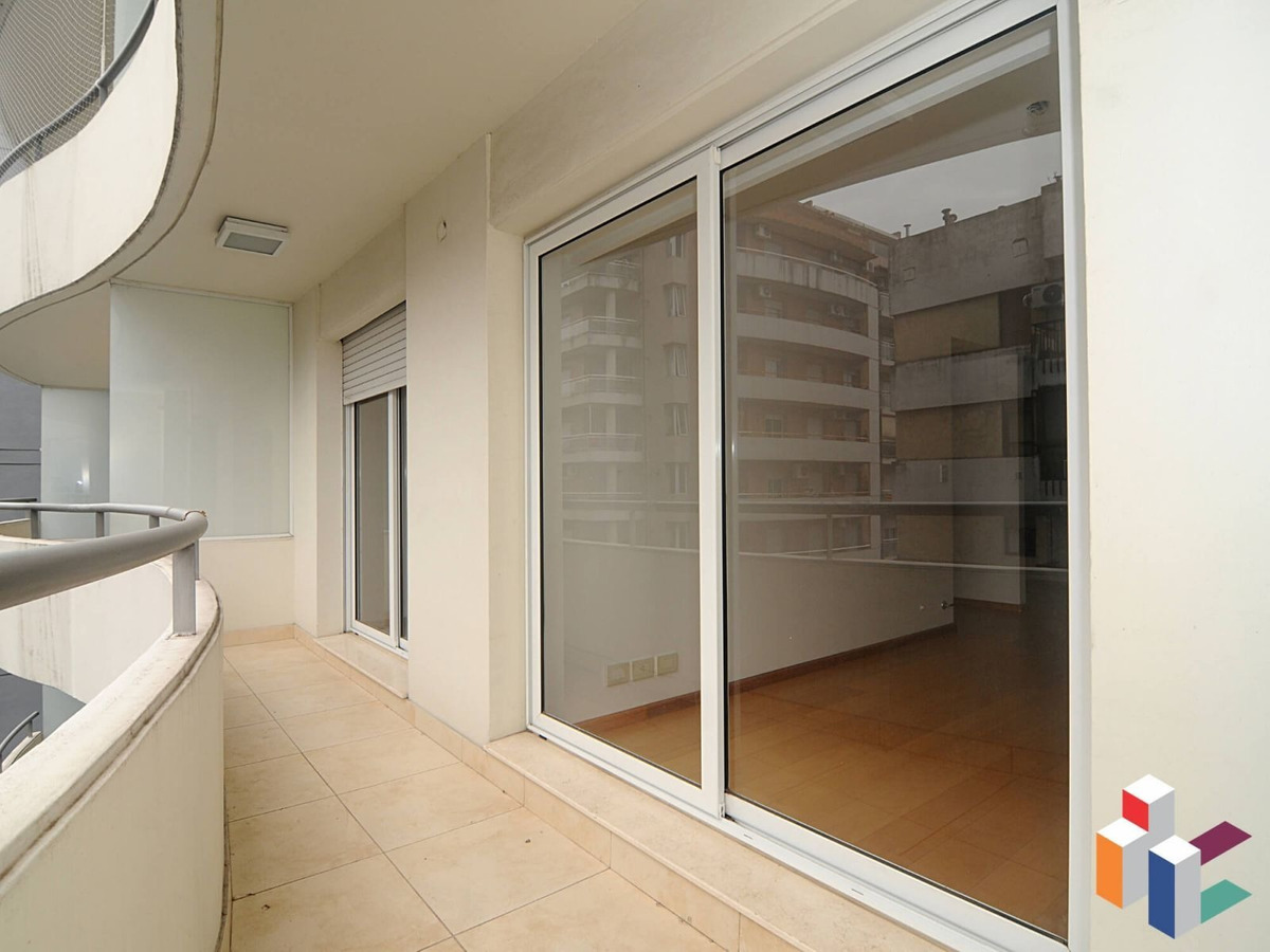 departamento externo de 1 dormitorio con balcón