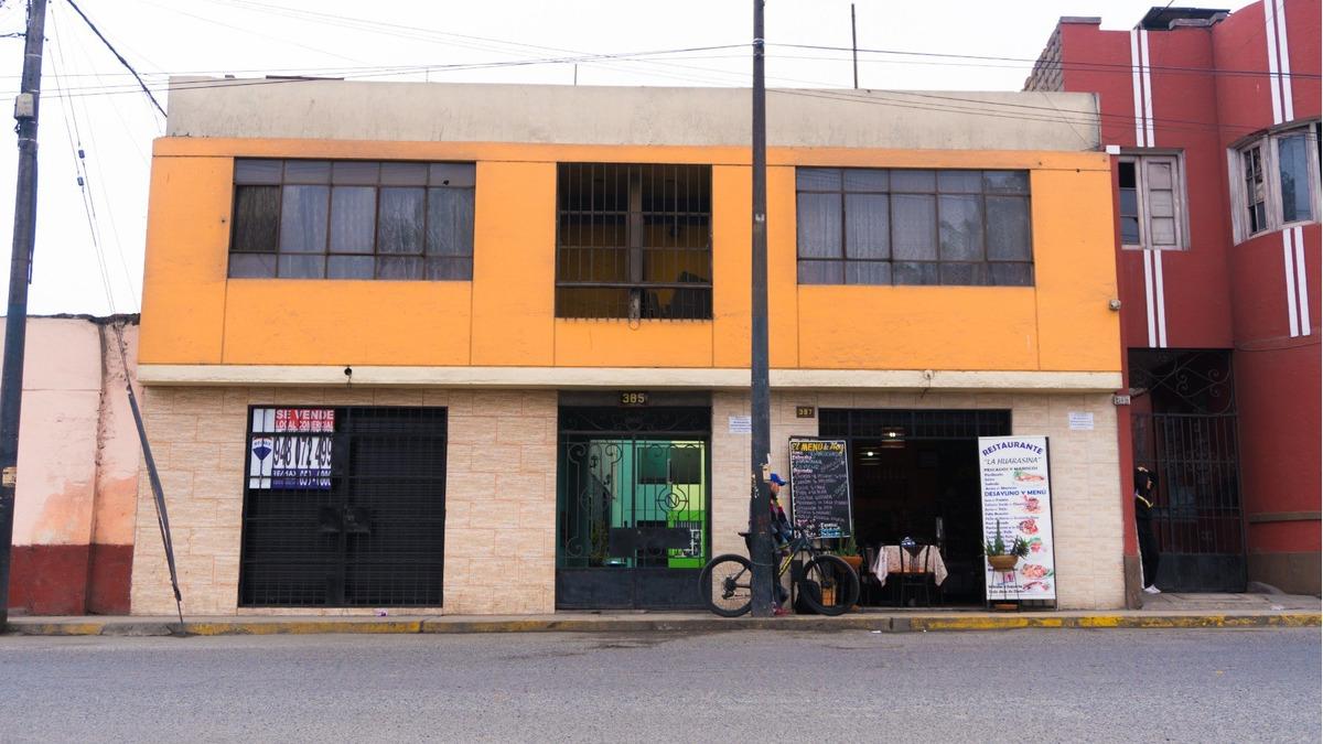 departamento frente a la municipalidad del rímac