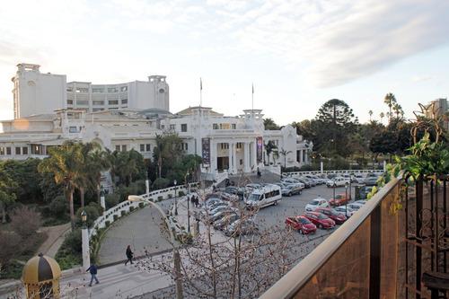 departamento frente al casino de viña del mar excelente 6 p.