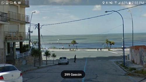 departamento frente al mar cochera