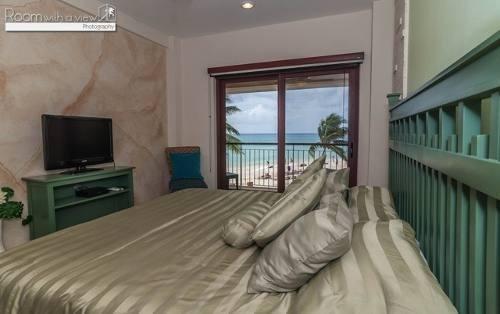 departamento frente al mar el faro en venta en playa del carmen