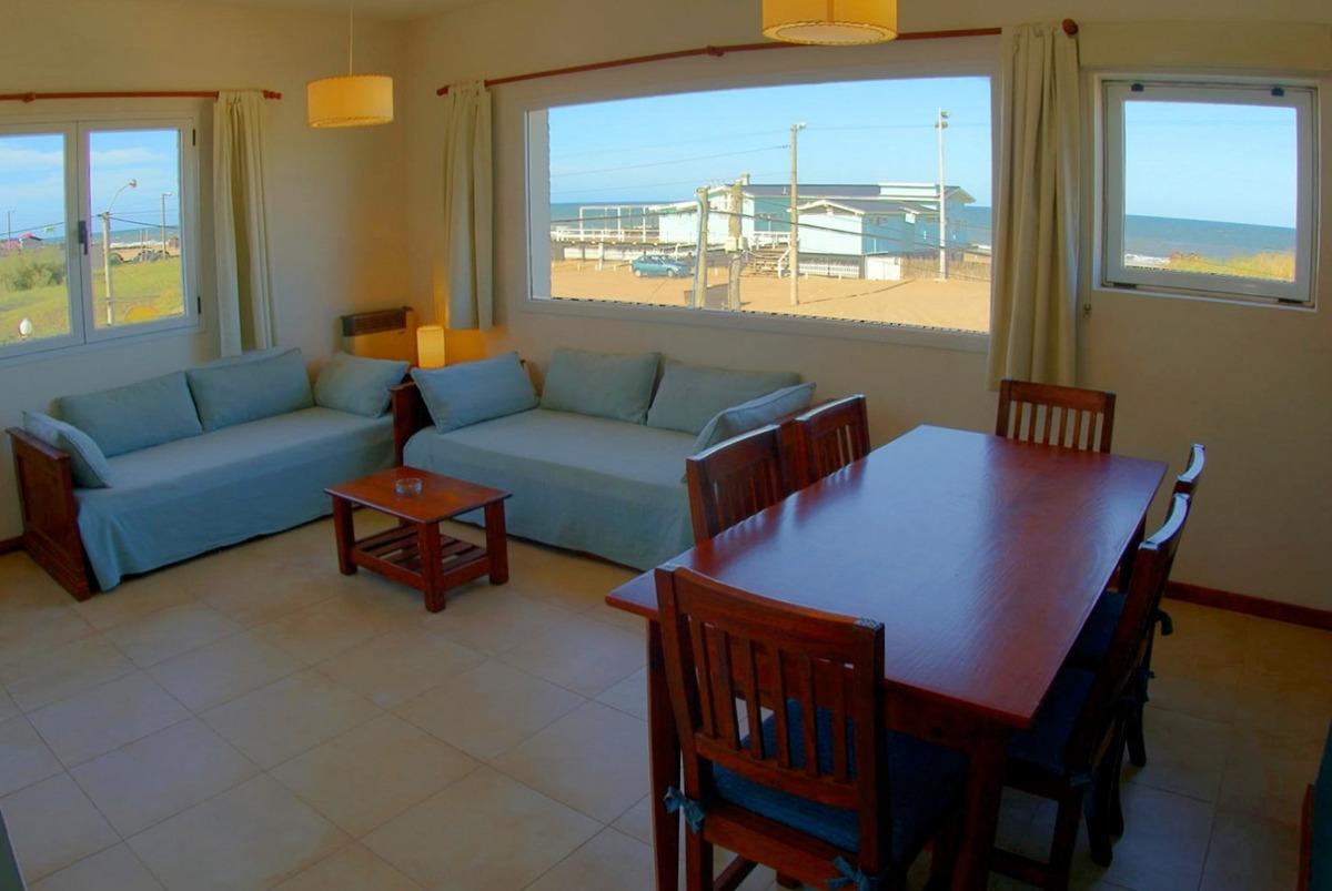 departamento frente al mar en villa gesell en venta