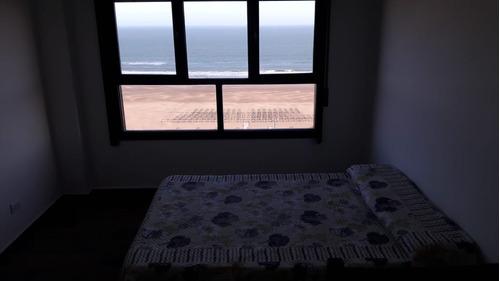departamento frente al mar excelente ubicación