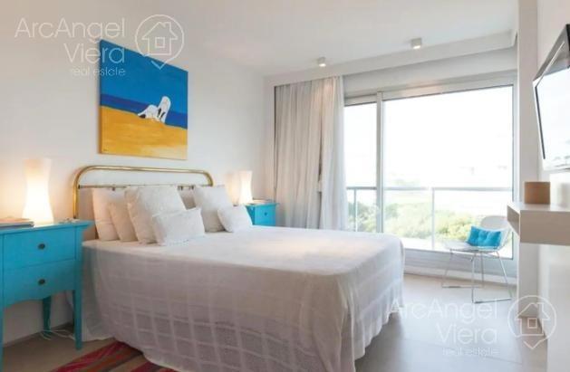 departamento frente al mar playa brava , 5 dormitorios