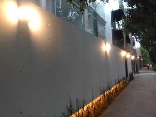 departamento garden house 2 niveles, acabados de lujo
