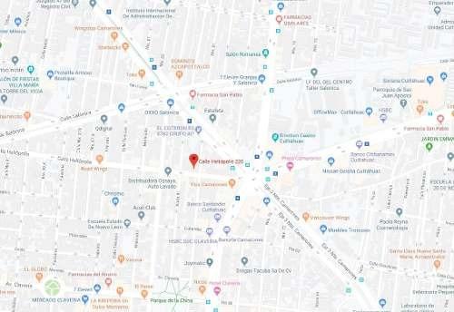 departamento heliopolis #220 colonia clavería, azcapotzalco,