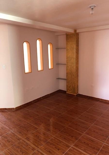 departamento independiente  de 114 m2 en san fernando