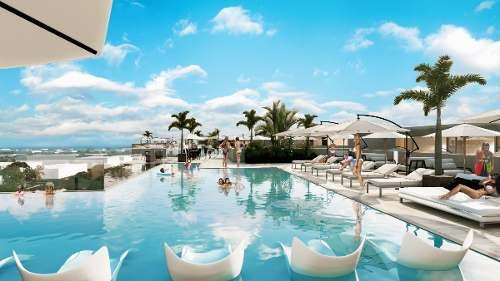 departamento ipana playa del carmen increíble lujo ubicación