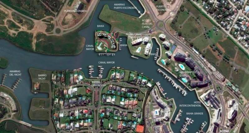 departamento - islas del canal