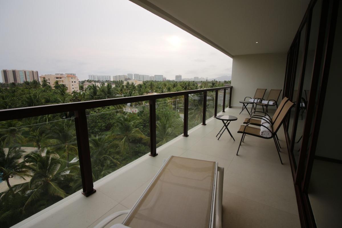 departamento la isla residencial con excelente vista al mar