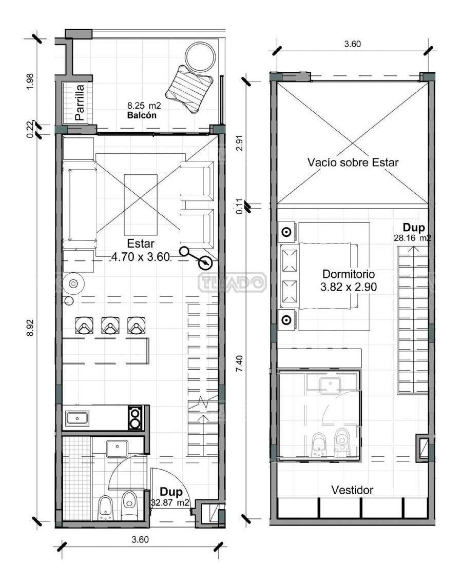 departamento loft  en venta ubicado en campus vista, pilar y alrededores