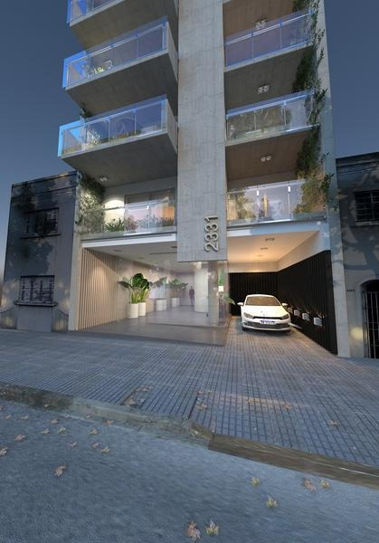 departamento loft. vista al parque independencia. parrilla exclusiva. amenities. premium