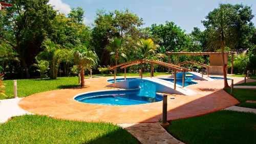 departamento lujo the palms puerto morélos caribe mexicano
