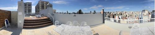 departamento luminoso nuñez c/vista pileta parrilla terraza!