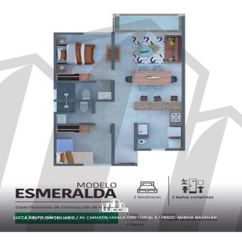 departamento - mazatlán