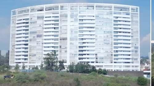 departamento mediterranea a lado del hospital abc santa fe