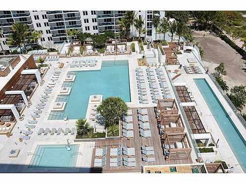 departamento miami beach zona south beach - 1 dormitorio/mas