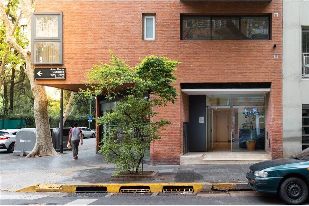 departamento mono ambiente con balcón