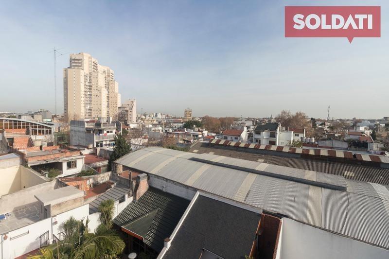 departamento monoambiente a estrenar c/cochera  - villa luro - parque avellaneda -