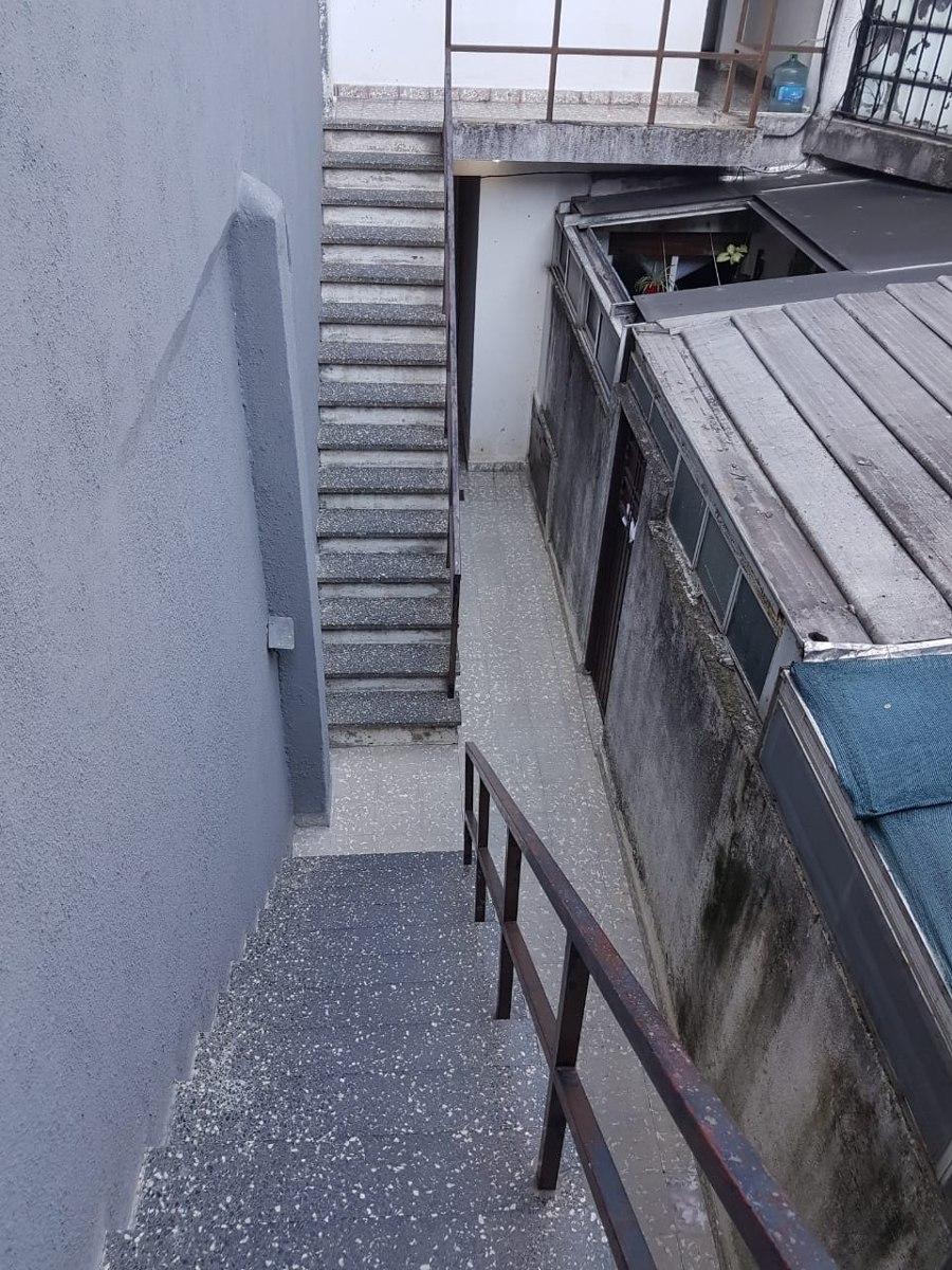 departamento monoambiente con balcon interno