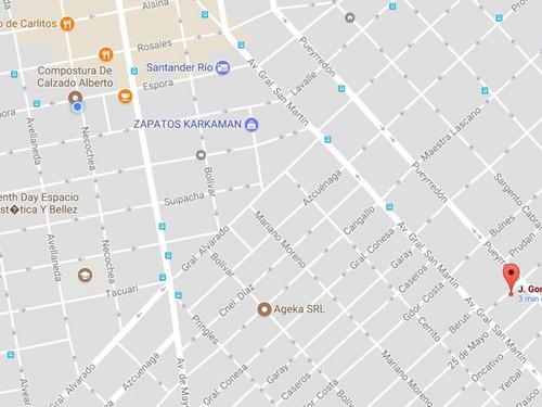 departamento monoambiente en pozo con fondo // venta // ramos mejia